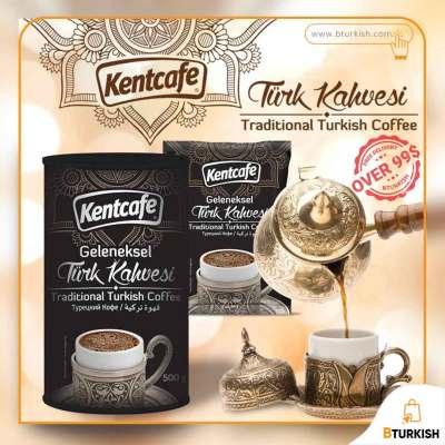 Kent Boringer Kentcafe Traditional Turkish Coffee