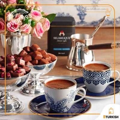Selamlique Chocolate Turkish Coffee