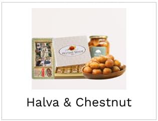 Halva & Chestnut