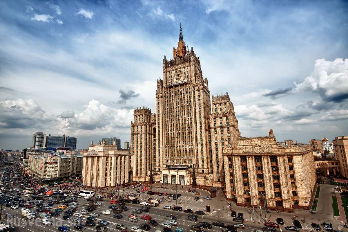 МИД Российской Федерации вызвал посла Молдавии из-за запрета на заезд россиянам
