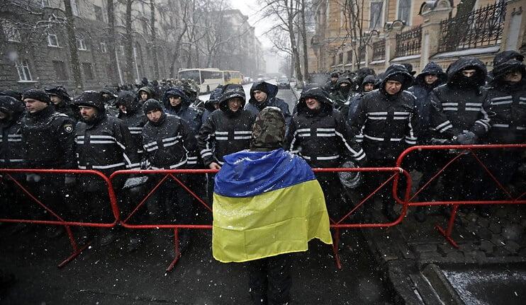 Генеральная прокуратура Украины обжалует решение суда освободить Саакашвили из-под ареста