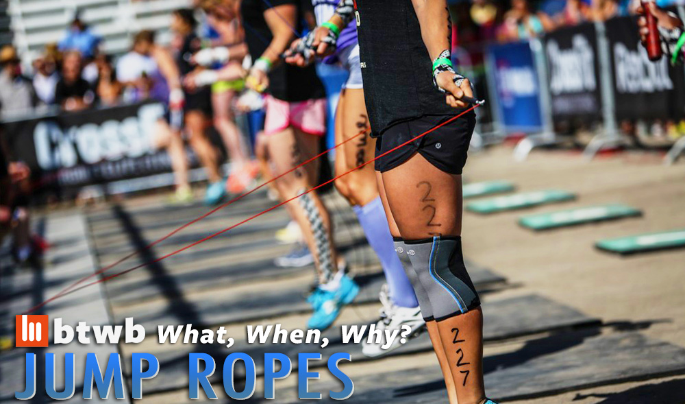 What, When, Why: Jump Ropes