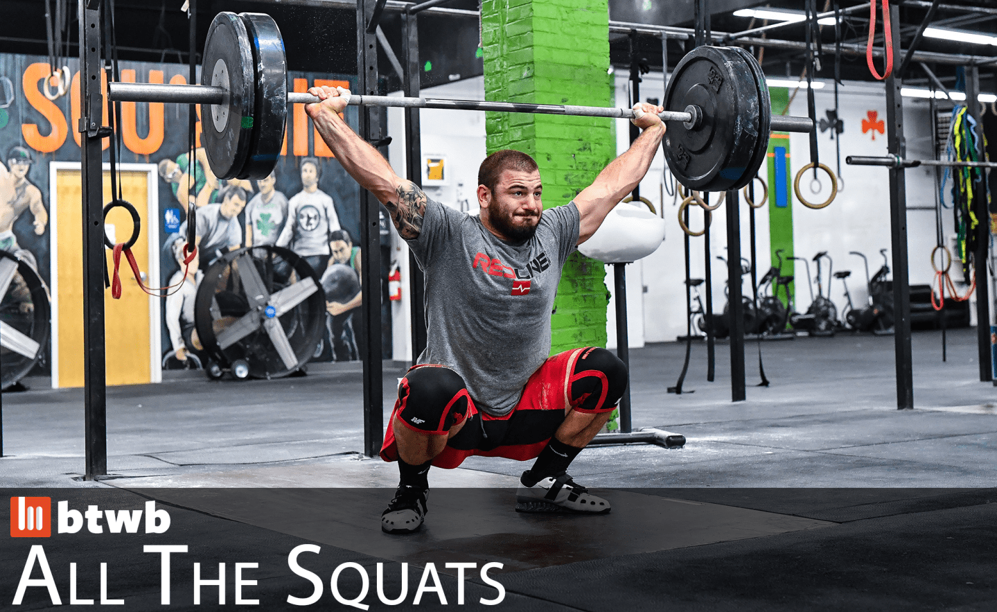 All The Squats