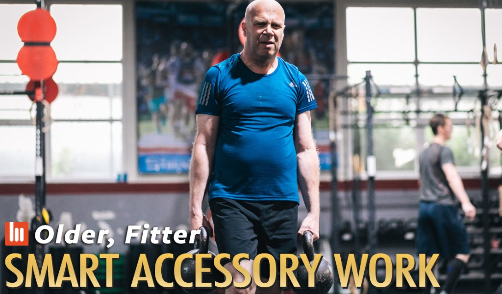 Older, Fitter: Smart Accessory Work