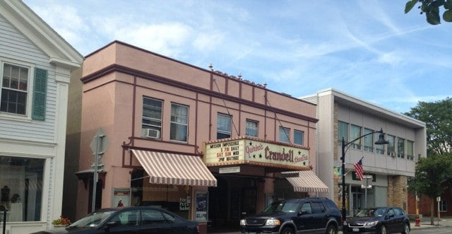 The Chatham Film Club runs the Crandell Theatre, an independent movie house. Photo by Kate Abbott