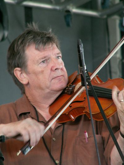 Fiddler Kevin Burke will perform a concert for St. Patrick's Day. Courtesy photo by Cindy Funk
