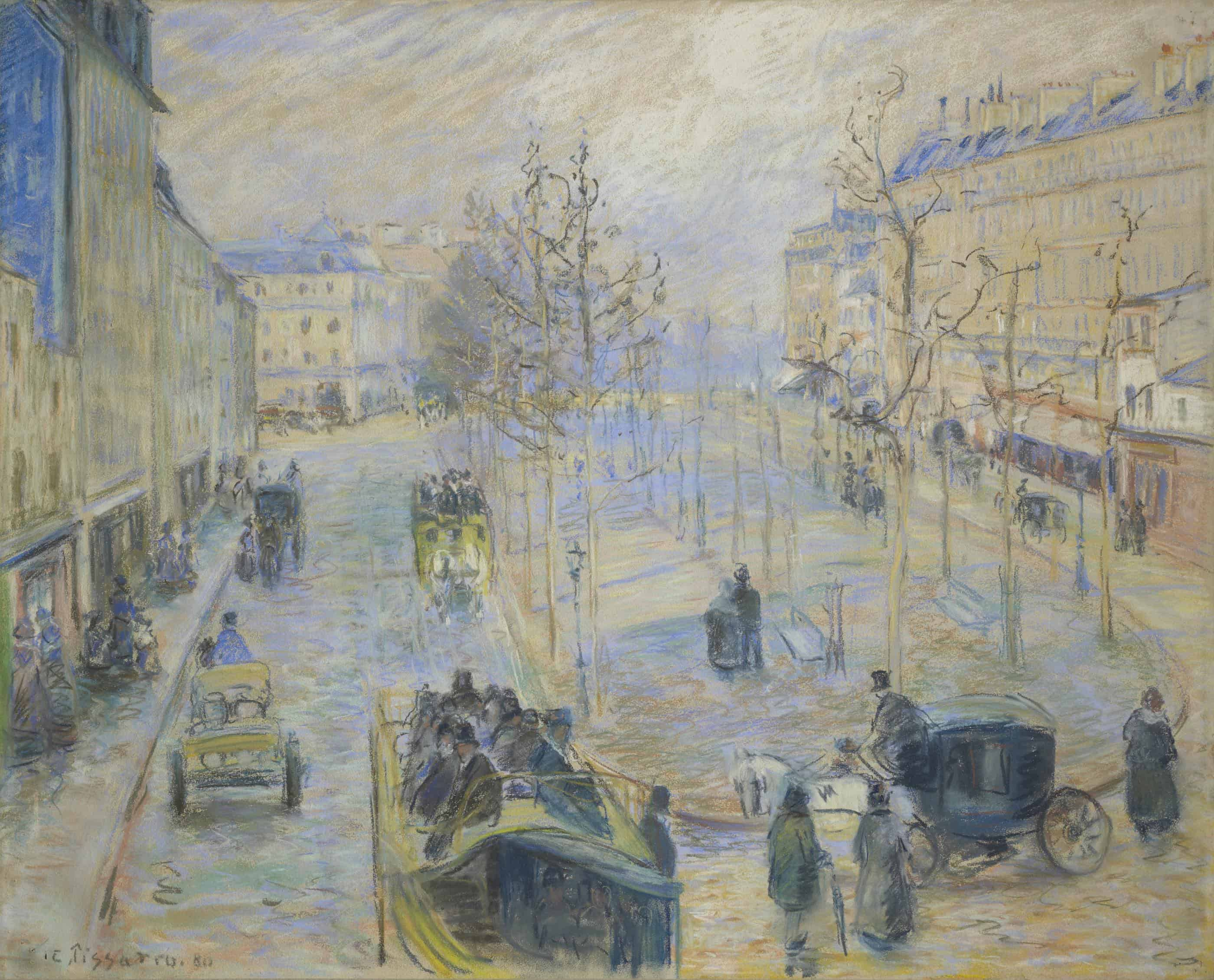 Clark Art Institute will celebrate the opening of Impressionist Line: From Degas to Toulouse-Lautrec on Nov. 5 from 1 to 4 p.m. — an exhibit of prints and drawings from the 1860s to the 1890s inclucing drawings by Claude Monet, color woodcuts by Paul Gauguin, etchings by Édouard Manet, pastels by Edgar Degas, and color lithographs by Henri de Toulouse-Lautrec. Laborers, performers, and racehorses in settings that vary from the French countryside and far-flung islands to Parisian cafés and dancehalls. Free admission to the galleries, activities; performance and talk @ 1 PM with New York dancer Jody Sperling, based on modern dance pioneer Loïe Fuller (1862-1928)'s work inspired by the Impressionists' effort to capture light, color, and movement. Talk on the new exhibit at 3 p.m. 225 South St., Williamstown. 413-458-2303, clarkart.edu
