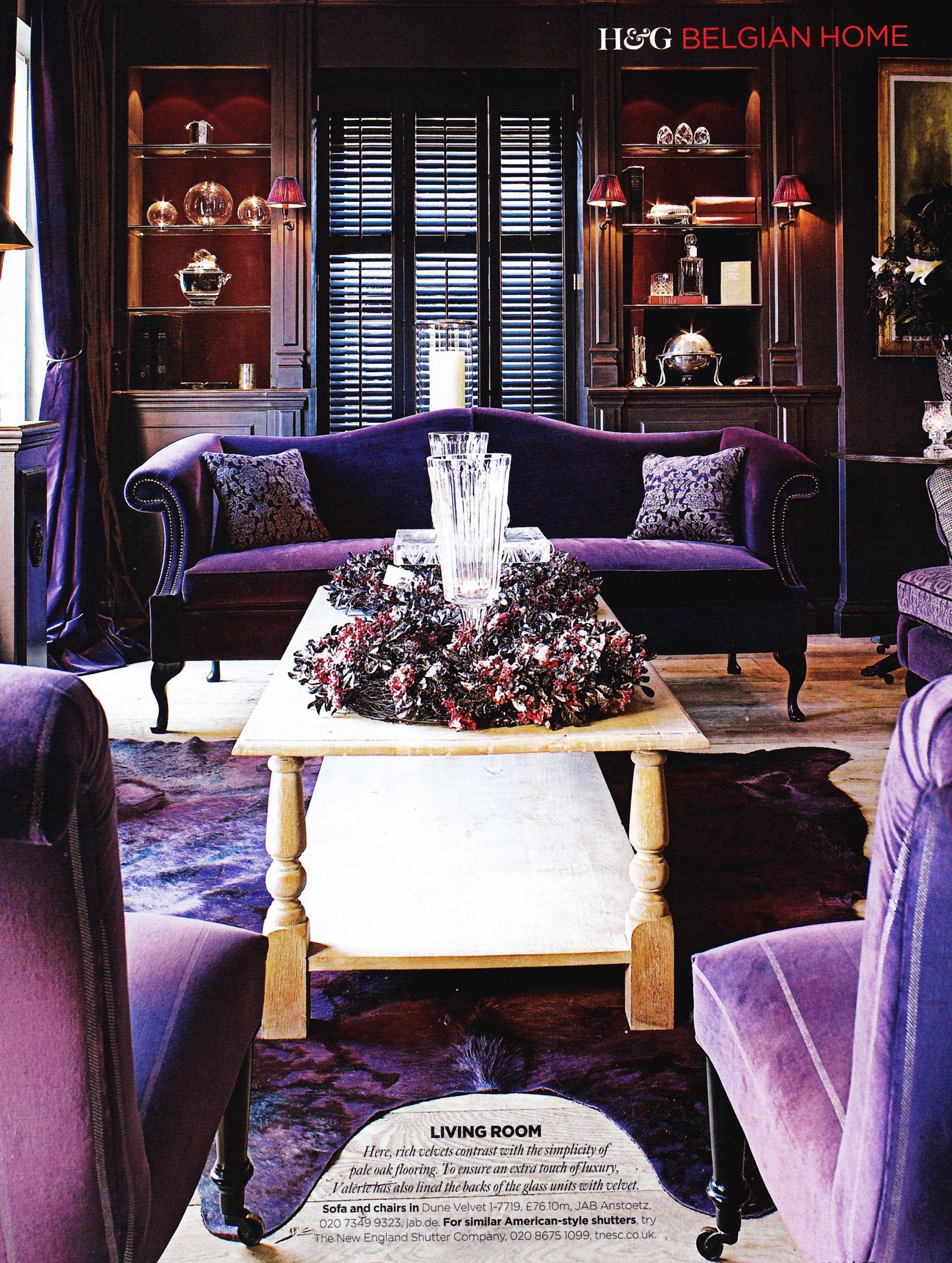 Speakeasy Style Aka Bordello Chic Karen B Wolf Interiors