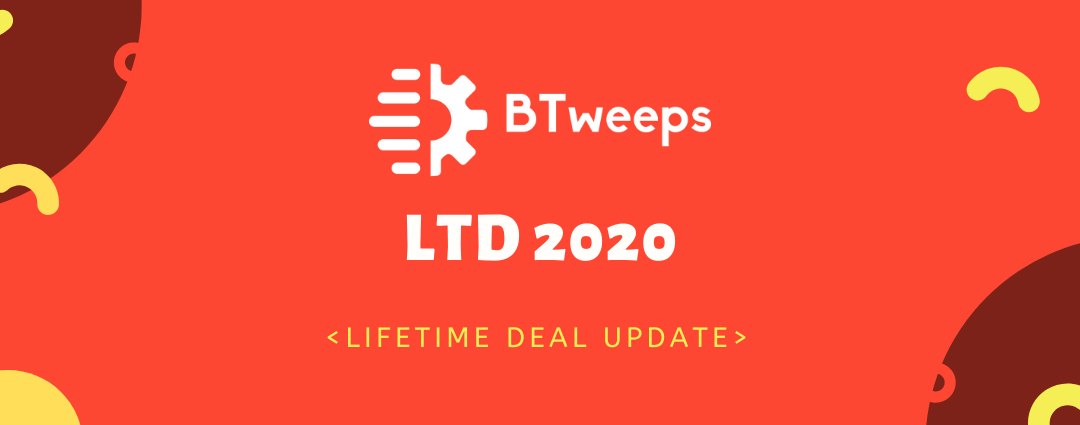 BTweeps Lifetime Deal 2020