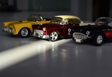 Replica 'S Rent A Car Miniaturen Speelgoed Auto's