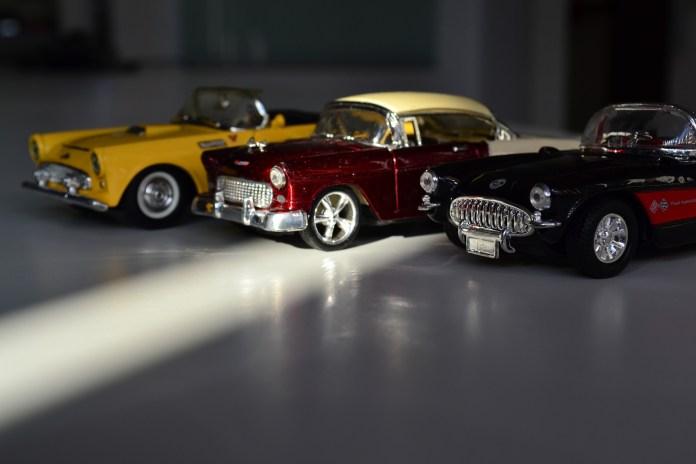 Replica 'S Rent A Car Miniaturen Speelgoed Auto's