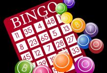 Bingo Gokken Game Geluk Spelen
