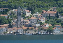 Montenegro Kotor Balkan Adriatische Zee Mediterrane Balkan Sea