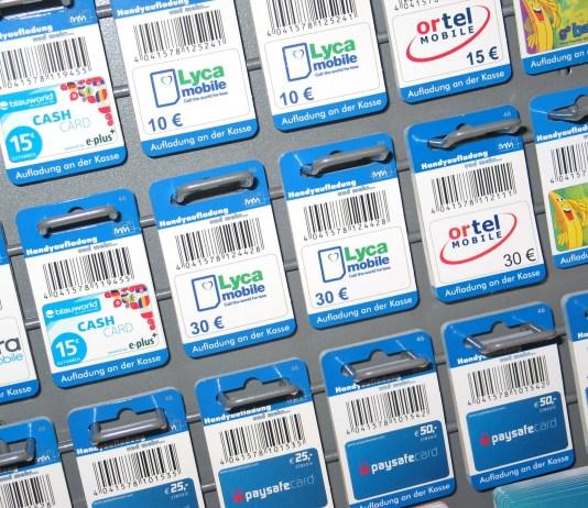 Telefoonkaarten Telefoon Kopen Inwisselen Goed Lebara Lyca Ortel