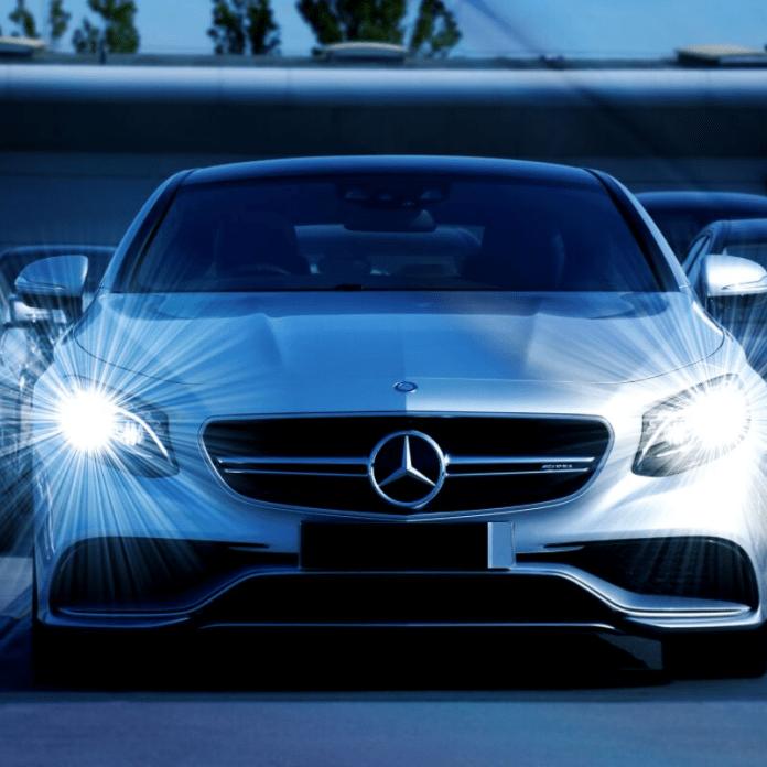 auto's bedrijfsauto's lease-auto's mercedes benz