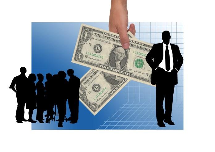 Aanbrengpremie Acquisitie Klantenwerving Zakelijke Wereld Han Geld Financiën Vergoeding Plan