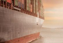 Invoer Uitvoer Import Export Transport Containerschip Containers