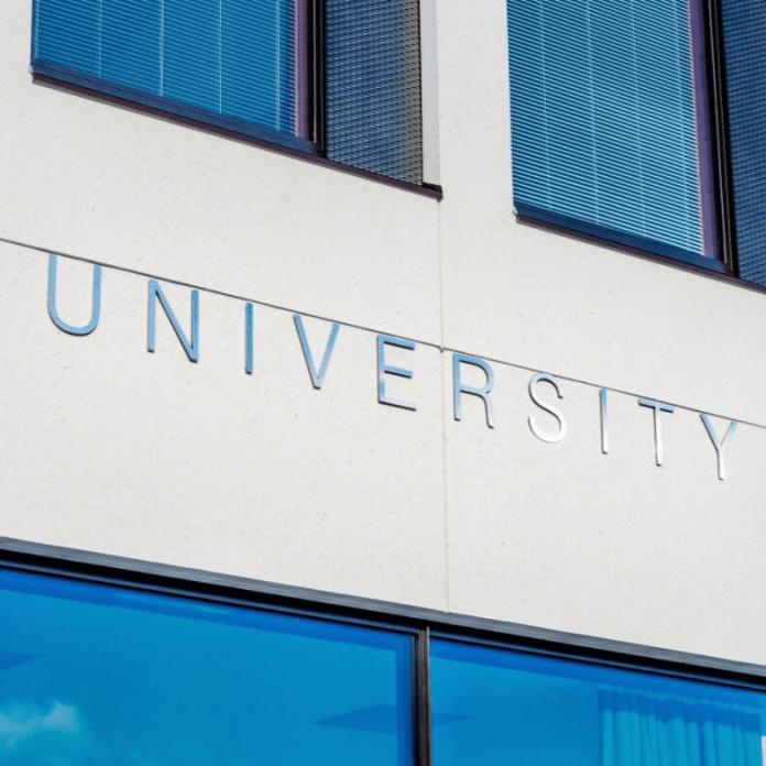 Universiteit Universiteitsgebouw Studenten School Hoger Onderwijs
