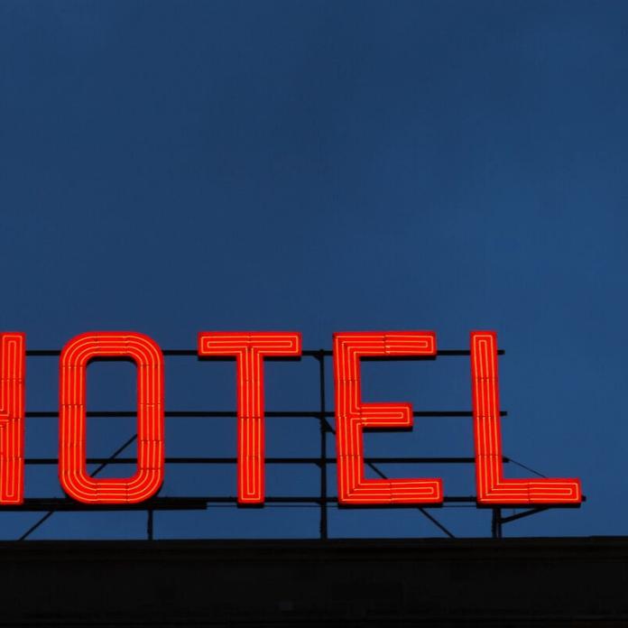 Hotel Neonreclame