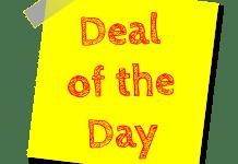 Koopje Van De Dag Deal of the Day Promotie Korting Prijsvermindering