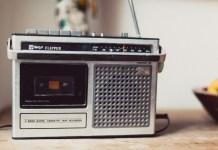 Radio Vintage Retro Muziek Oude Geluid Audio Openbare Omroep