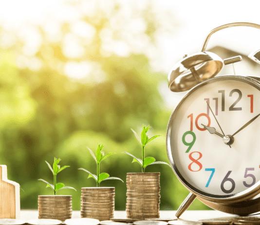 Vooruitbetaling Betaling Rendement Rente Dividend