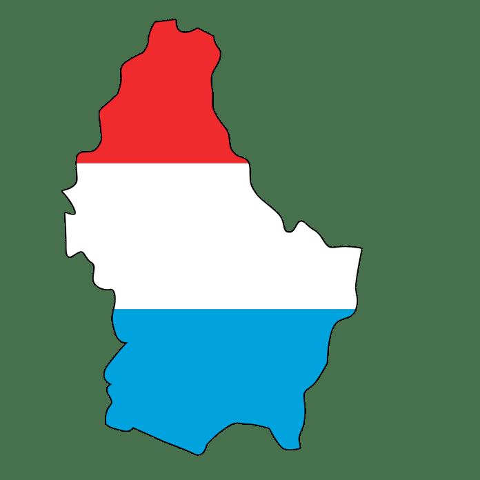 luxemburg kaart land
