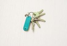 sleutels van onroerend goed