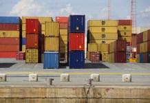 haven Antwerpen container transport