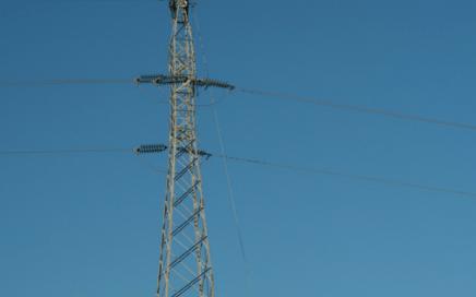 elektriciteit energiecentrale