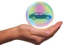 autoverzekering auto verzekering bubbel hand