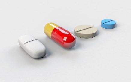 pil capsule farmaceutische producten