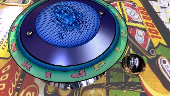 flipperkast speelautomaat flipperen spel family entertainment center