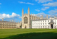 Universiteit van Cambridge University of