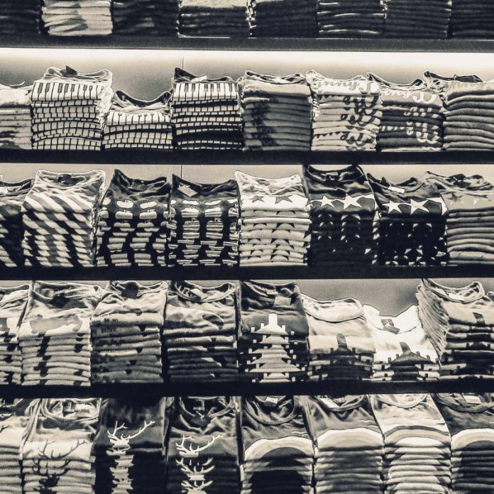 Kleding Textielgoederen T-shirts