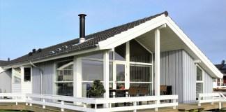 Vakantiehuis Scandinavische Cottage Denemarken