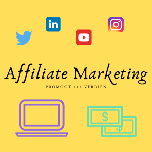 Affiliate Marketing promoot verdien