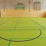 Sporthal Gymzaal Leegstand