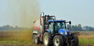 Landbouw Trekker Botte Mest Tractoren Platteland Drijfmest