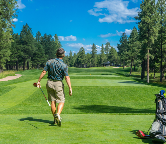 Golfbaan Golf