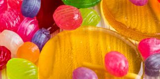 Snoepgoed suikerwaren snoepjes