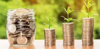 Geld Winst Financiering Business Terugkeer Investeren Rendement Belegging Collectieve