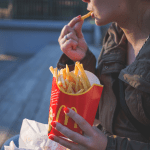 McDonald's frietjes
