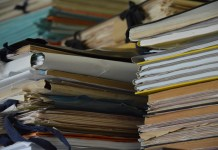 Documenten Bestanden Archief Bestand Map Administratie