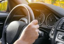 Auto stuur ambulante werknemers salesmedewerkers