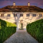 Villa Park Architectuur Kasteel Huis Landschap Natuur