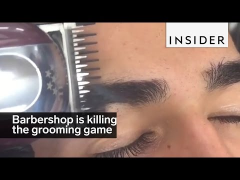 This Barbershop Is Taking Men's Grooming To A New Level