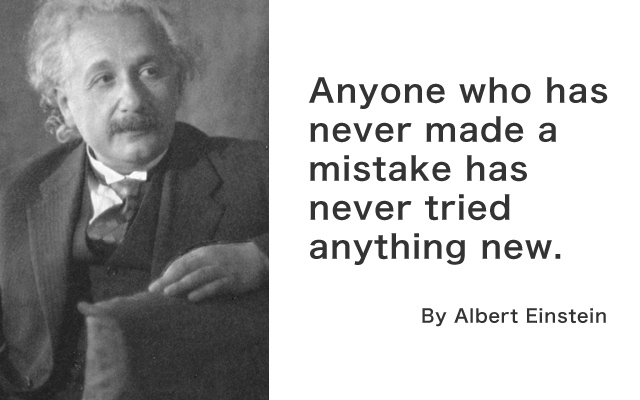 Quotes for success by Albert Einstein