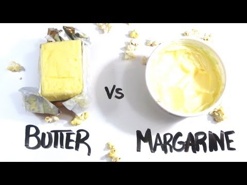 Should You Use Butter or Margarine?