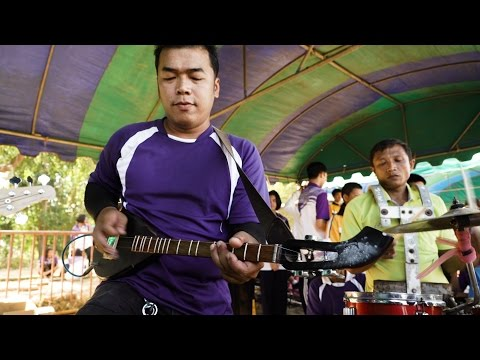 Get Lost in this Insane Thai Psych Rock